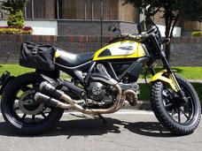 Ducati Scrambler 2015 Consentida