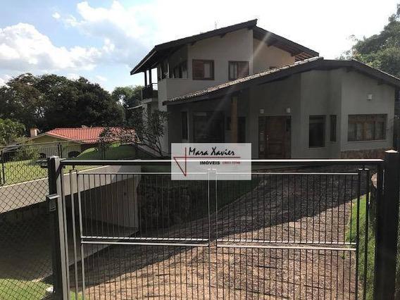 Sobrado Com 4 Dormitórios Para Alugar, 460 M² Por R$ 6.000,00/mês - São Joaquim - Vinhedo/sp - So0669