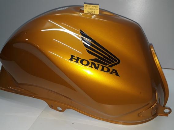 Tanque Cb300 Dourado 09/10 Original Honda