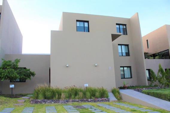 Departamento En Renta En Zibata, El Marques, Rah-mx-21-389