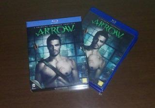 Blu-ray Arrow 1ª Temporada Completa Original
