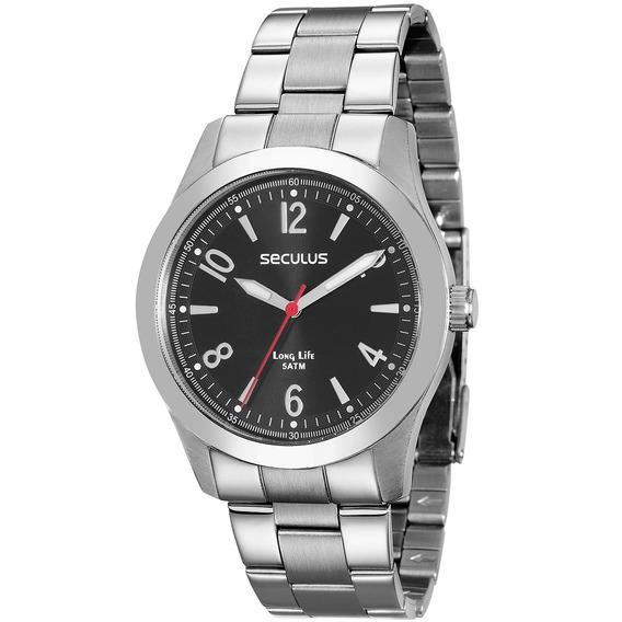 Relógio Seculus Masculino 28894g0svna1