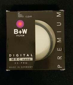 Filtro B+w 67mm Mrc Nano Clear 007m Xsp