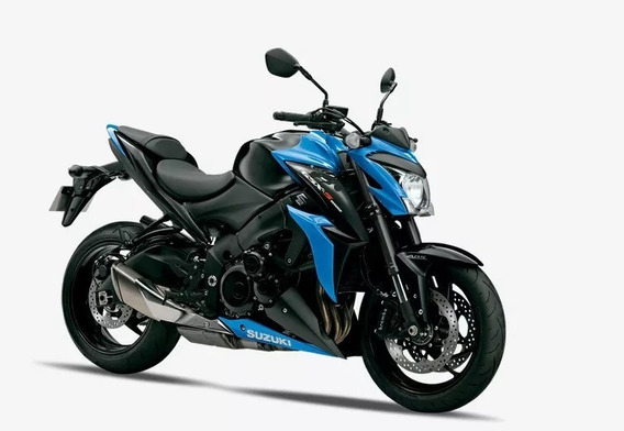 Gsx-s 1000a - Suzuki - Doc Grátis - Z1000 - ( J )