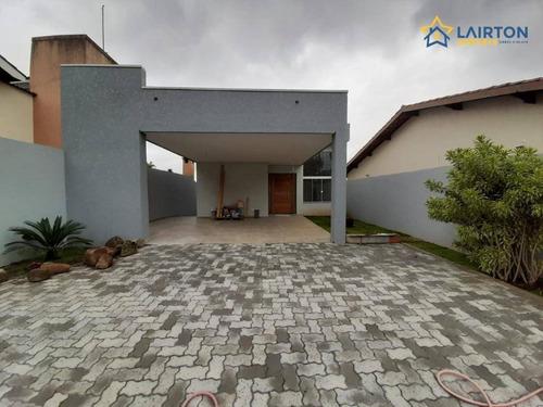 Casa À Venda Na Vila Giglio, Região Nobre De Atibaia - Lairton Imóveis - Ca2194