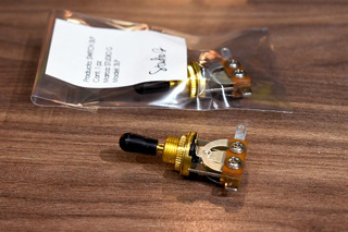 Selector De 3 Pasos Para Les Paul Switch 3way Lp Studio G