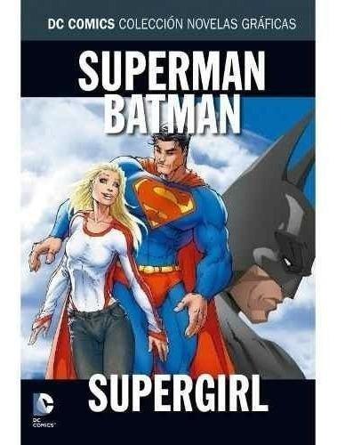 Coleccion Novelas Graficas No.24:superm/batman(17)