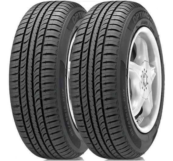 Kit X2 Neumáticos 145/80r12-74t K715 Hankook