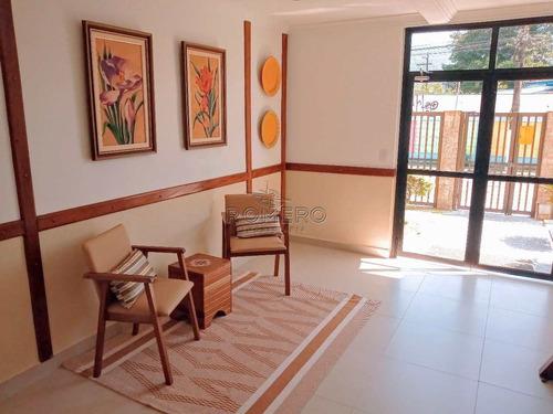 Apartamento Com 3 Dorms, Centro, Ubatuba - R$ 565 Mil, Cod: 1453 - V1453