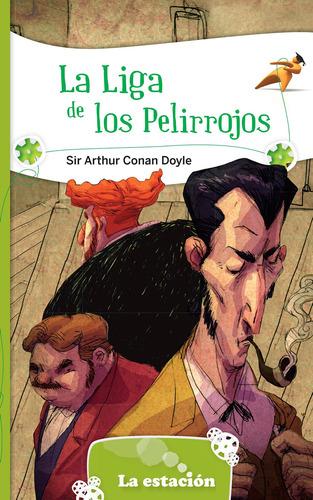 Imagen 1 de 1 de La Liga De Los Pelirrojos - Estación Mandioca -
