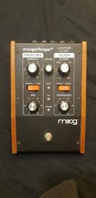 Pedal Moog Moogerfooger Mf-101 Analog Low Pass Filter