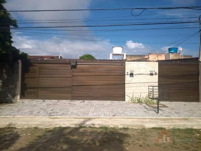 Casa Com 1 Dormitório Para Alugar, 50 M² Por R$ 1.000/mês - Cordeiro - Recife/pe - Ca0170