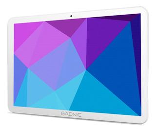 Tablet Gamer Gadnic Con Chip Celular 3g Dual Sim 10 Pulgadas