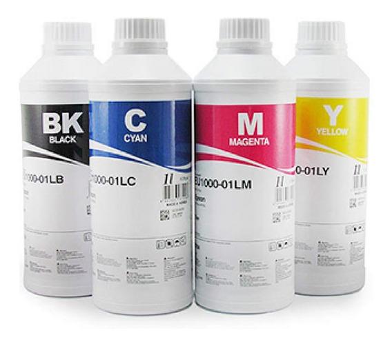 4 Litros Tinta Inktec Para Epson L355 L365 L375 L395