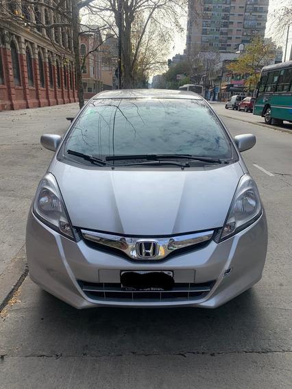 Honda Fit 2011 1.4 Lx-l At 100cv L12 Patentado 2013 Lin Nuev