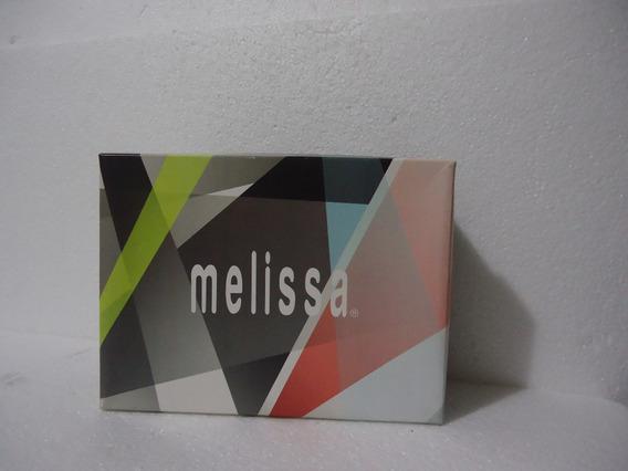 Melissa Drama Opaco Rosa