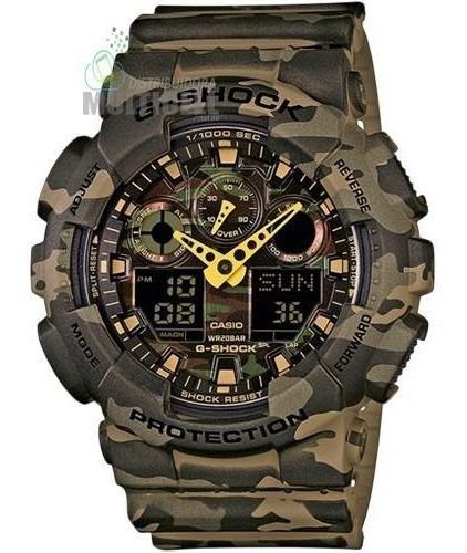 Relogio Casio G-shock Gd100cm5dr D 799 Por 699,99 Frtegratis