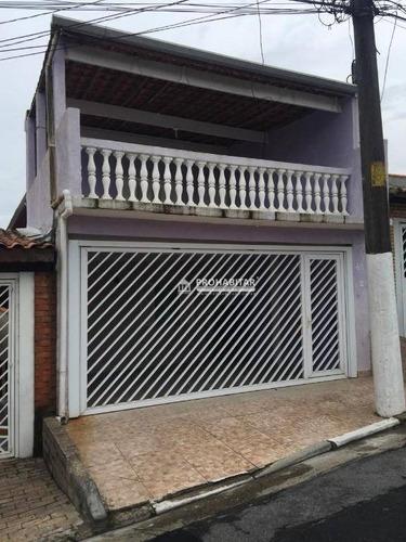 Sobrado À Venda, 120 M² Por R$ 540.000,00 - Jardim Alpino - São Paulo/sp - So2291