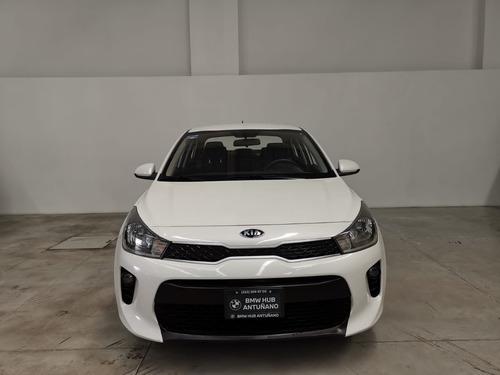 Imagen 1 de 15 de Kia Rio 2020 1.6 Sedan Lx At