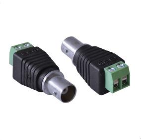 Conector Bnc Com Borne Femea Sv31 Vinik 10 Unidades