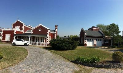 Casa En Venta 3 Dormitorios San Eliseo Golf & Country