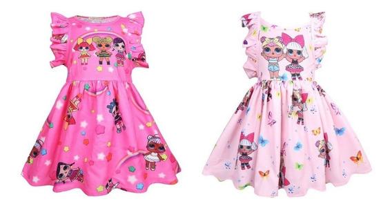 Vestidos De Lol Importados Oferta 2 Por 1