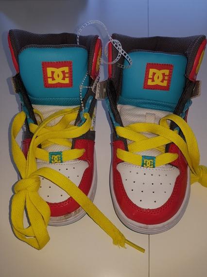 Zapatillas Dc Niñas