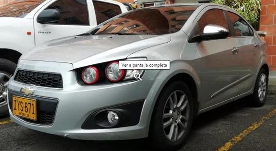 Chevrolet Sonic Sedan 2016 Full Equipo Automático