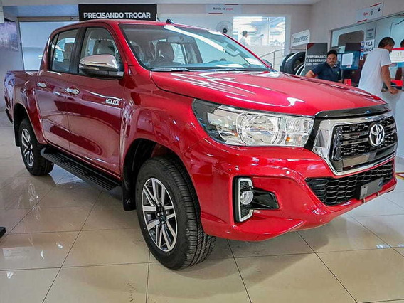 Toyota Hilux Cd Dsl 4x4 Srv At 20/20