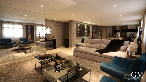 Imagem 1 de 15 de Apartamento Para Venda Em Presidente Prudente, Edificio Saint Germain Residence, 3 Dormitórios, 4 Banheiros - Apv50012_2-1173744