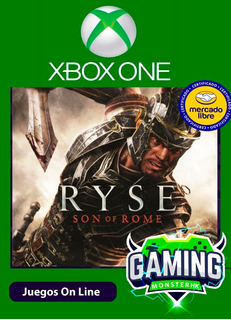 Ryse Son Of Rome Off Line Xbox One