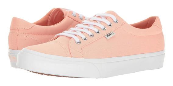 zapatillas vans rosa hombre
