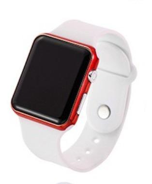 Ylz Relógio Tela De Led/pulseira Ajustável Multi Funções