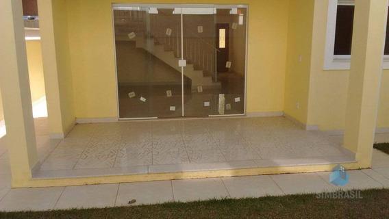 Casa Residencial À Venda, Chácara Das Nações, Valinhos - Ca0255. - Ca0255
