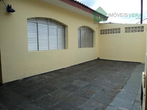 Imagem 1 de 20 de Casa Comercial Para Locação, Jardim Ana Maria, São Paulo. - Ca0002
