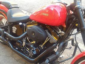 Harley Davidson Softail Fxs Blackline
