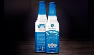 Cerveza Straus, Sin Tacc, Apta Celiacos. Pack X 6 Unidades