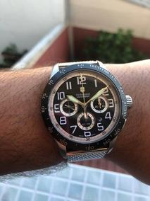 Relógio Victorinox Airboss Mach 6 Com Pulseira Mesh