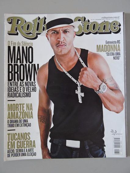 Revista Rolling Stone 39-madonna,kurt Cobain,paulo Ricardo