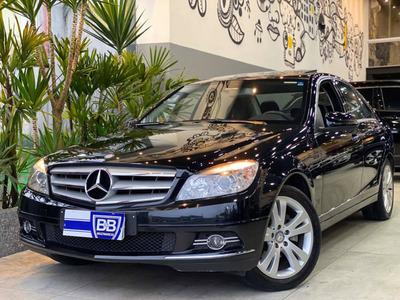 Mercedes Benz C200 Kompressor 2009 Blindada