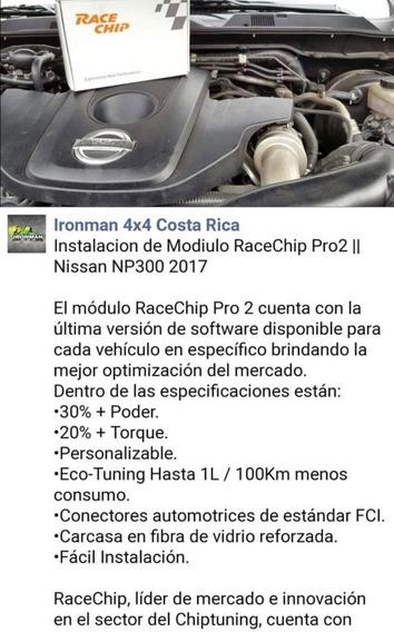 Nissan Frontier Chip Pantalla