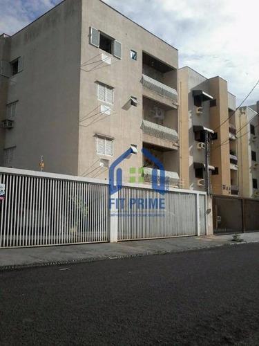 Apartamento Com 2 Dormitórios À Venda, 86 M² Por R$ 230.000  Rua Do Café, 135 - Vila Ideal - São José Do Rio Preto/sp - Ap0699