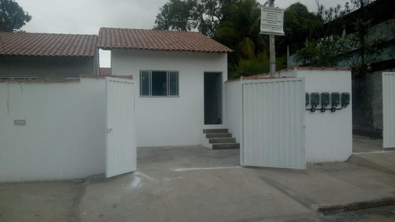Casa Em Vista Alegre, São Gonçalo/rj De 40m² 1 Quartos À Venda Por R$ 124.000,00 - Ca544865