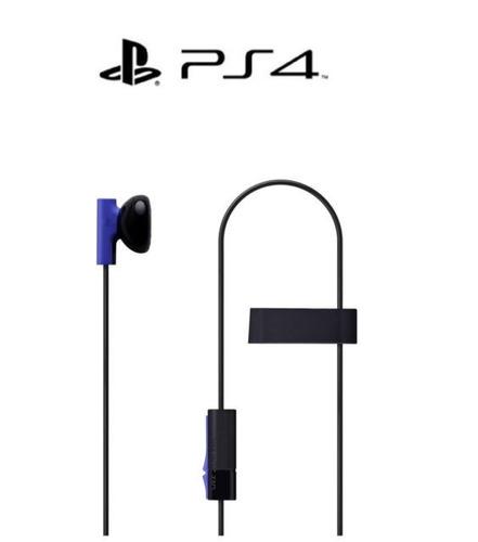 Play 4 Auricular Original Con Micro