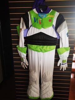 Disfraz Buzz Lightyear Talla 5/6 Original Disney
