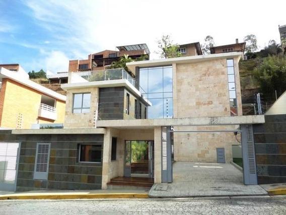 Casas En Alquiler El Hatillo 20-20447 Rah Samanes
