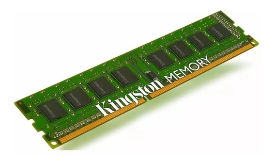Memoria Ram Pc Kingston Ddr2 1gb 800 Mhz Kvr800d2n6/1g Dimm