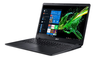 Notebook Acer A315 Amd Ryzen 5 8gb 1tb Windows 10 Tecl. Espñ