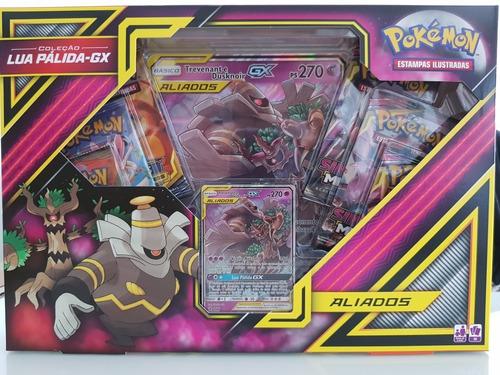 Pokémon - Box Lua Pálida Gx (trevenant E Dusknoir) - Aliados