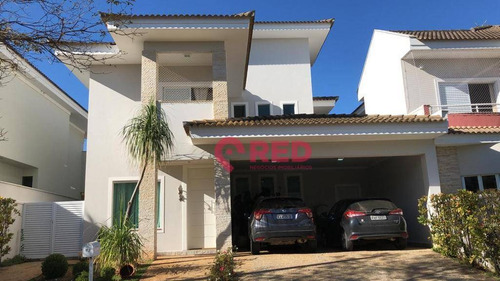 Sobrado Com 3 Dormitórios À Venda, 230 M² Por R$ 1.200.000,00 - Condomínio Lago Da Boa Vista - Sorocaba/sp - So0329